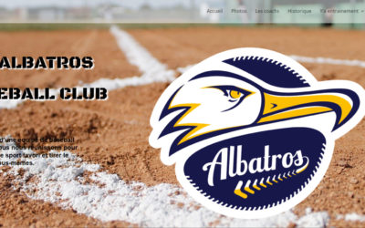 Bienvenue sur le nouveau site des Albatros!