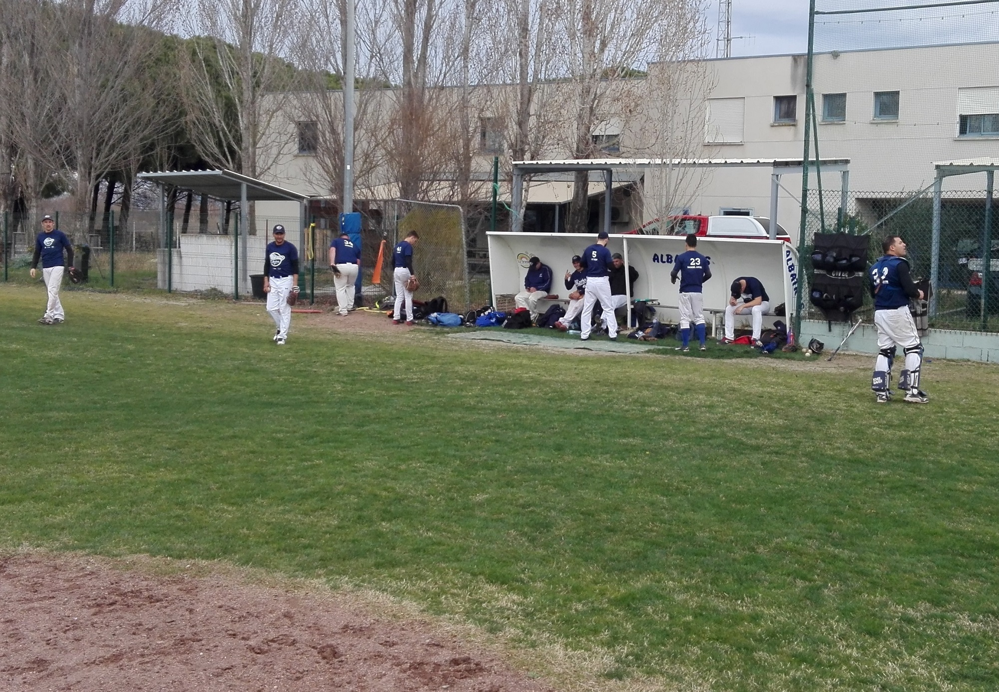 albatros-baseball-lagrandemotte-bench-vs-mtp