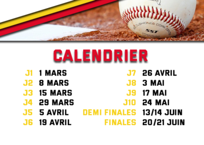 CALENDRIER SENIOR BB 2020